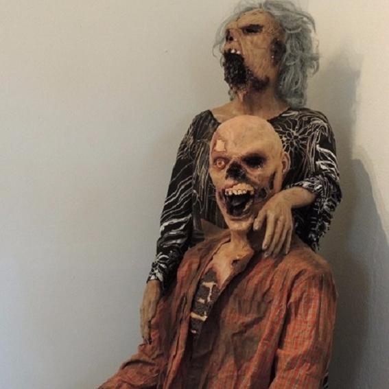 Zombiefigur nach Deinen Vorstellungen