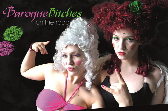 BaroqueBitches On The Road