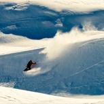 Snowboarden mit Nicolas Müller (für 2 Personen, inkl. Tageskarten)