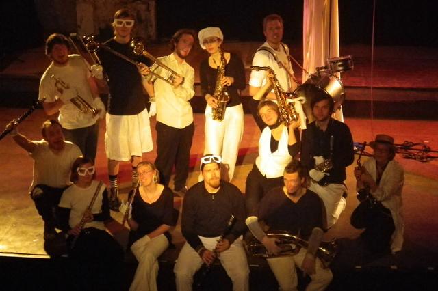 BRAZZBANDFEZZT - 1. Brassbandfest in Leipzig