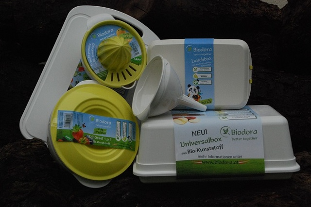Verpackungsloses Einkaufen von Waren des täglichen Bedarfs