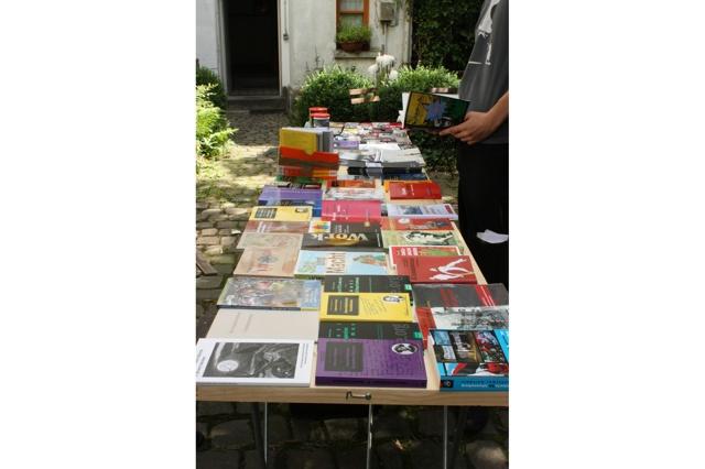Black Pigeon - Anarchistisches Zentrum Dortmund mit Buchladen