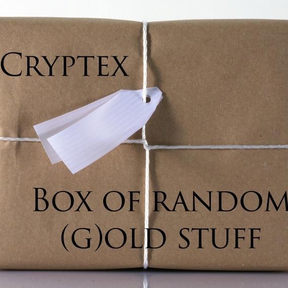 Box of random (g)old stuff