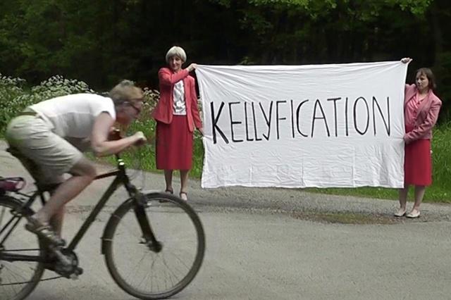 Kellyfication- eine theatrale Zeitreise