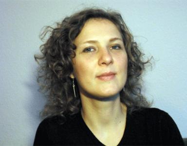 Ela Kagel Moderatorin
