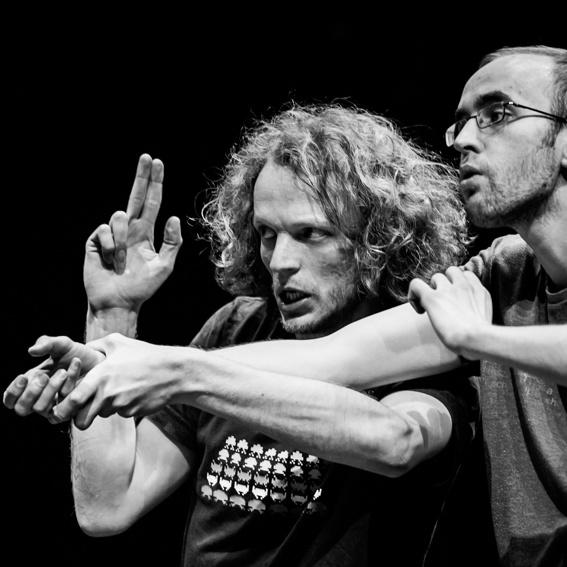"""Improtheater mit """"Rababakomplott"""""""