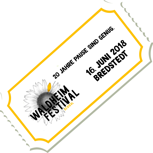 1x FESTIVAL-TICKET