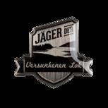 Edler Lok-Jäger-Pin
