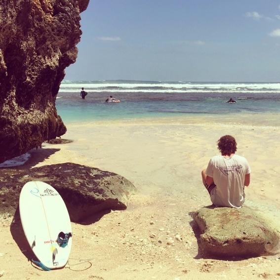 """E-Book: """"Surf Bali"""""""