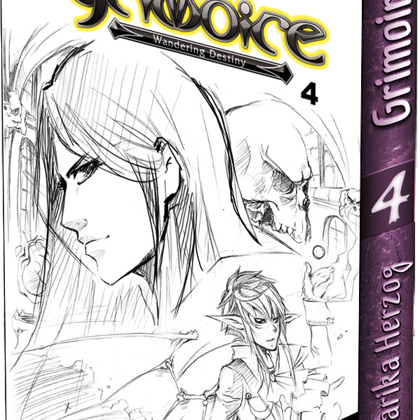 Grimoire Vol. 4