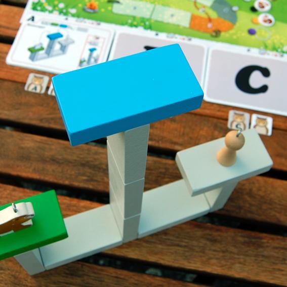 Hängebrücke (8 Spiele/für Händler)