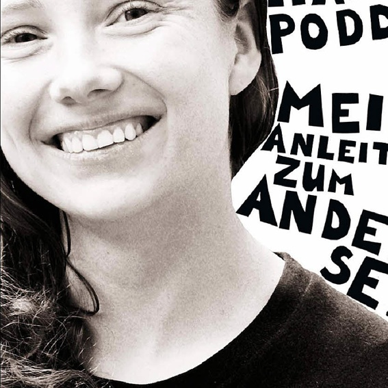 """Radikal Mutig"" - Hanna Podig / additional copies"