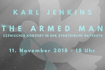 THE ARMED MAN - Szenisches Konzert in Bayreuth