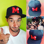 Limitierte Mellowpark-Caps
