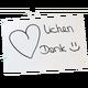 Ein ♥ liches Dankeschön!