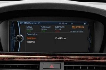 BMW car app reminder