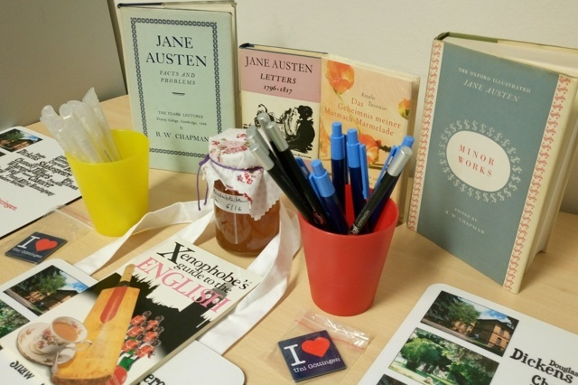 Jane Austen Bicentenary, Göttingen