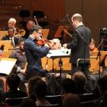 Sonder-Kontingent für das Konzert im hr-Sendesaal am 18. April