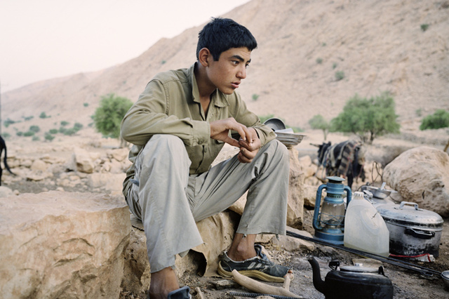 Ein Leben unterwegs - Die Herbstmigration der Bakhtiari