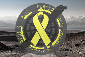 pedals_KILL_cancer - BEYOND THE GREATEST PEAKS