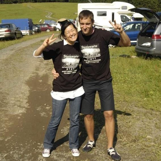 Exklusives Sternwarten-T-Shirt