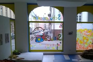 Kinder entwerfen und bauen eigene Möbel