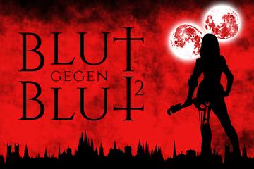 Blut gegen Blut 2 - Ein düsterer Fantasyroman