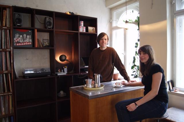S1 - Coffee, Ice Cream...and Vinyl Listening Lounge!