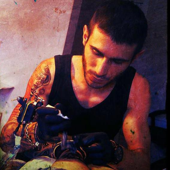 Tattoo von Kelaino