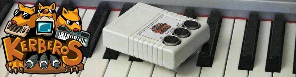 Kerberos - C64 MIDI Interface