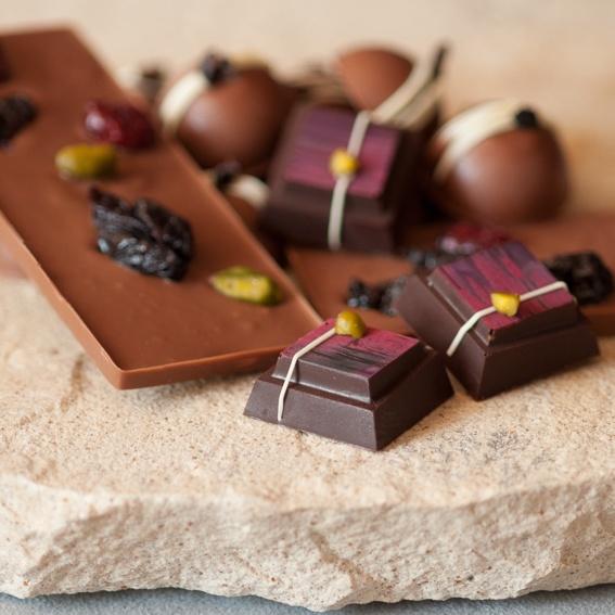 Sugarfree Family package - 5x 100g Pralinen und 3x Tafelschokolade deiner Wahl