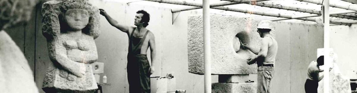 10. Internationales Bildhauersymposium Hoyerswerda