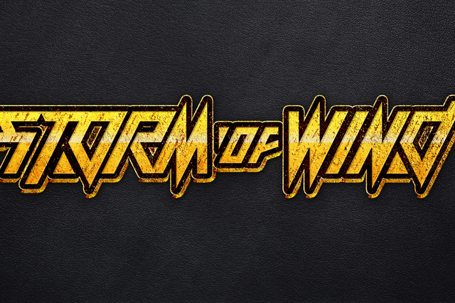 STORM OF WIND - CD Mastering/Pressung