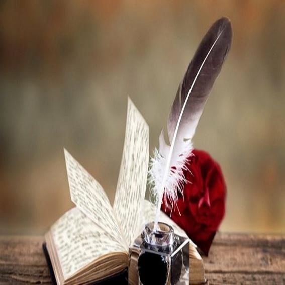 Handgebundenes Tagebuch