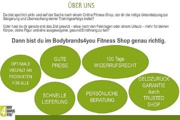 Bodybrands4you dein Online Fitness Shop