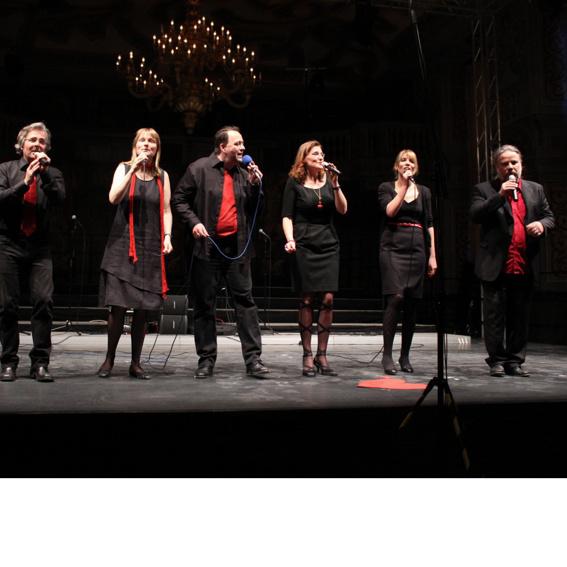 Konzert date@eight - die Vocal Band aus Hannover