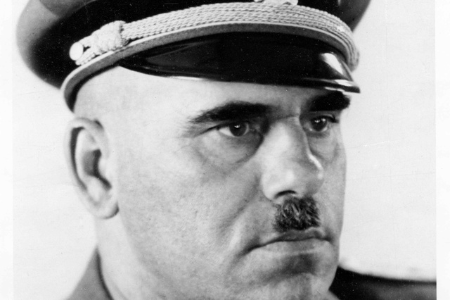 Adolf Haas - Biografie eines NS-Massenmörders