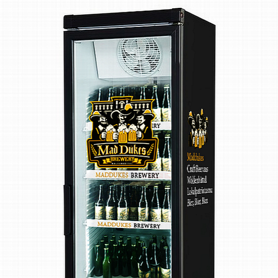 Exklusiver Mad Dukes Kühlschrank