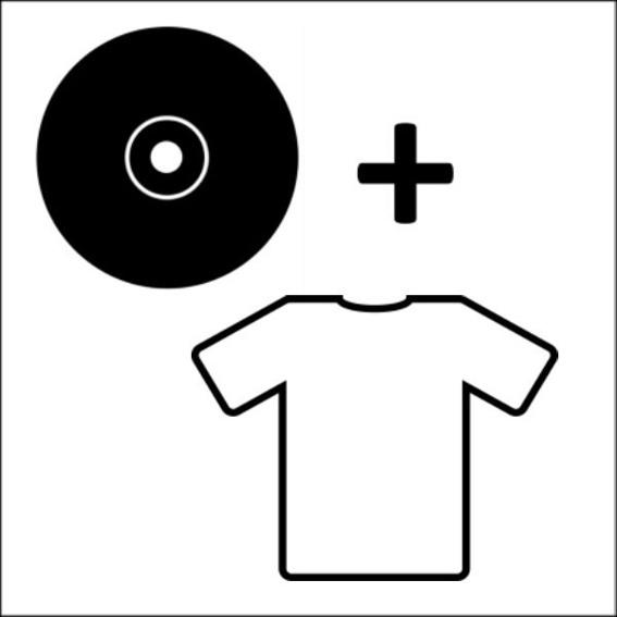 APORIA // CD + T-Shirt