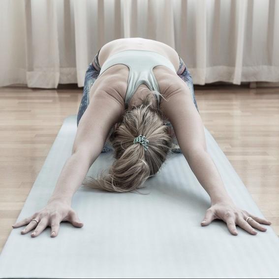 Yoga all year flat