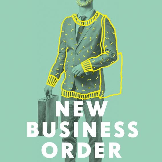 """Community-Paket: Halbtages-Workshop mit den Autoren von """"New Business Order"""""""