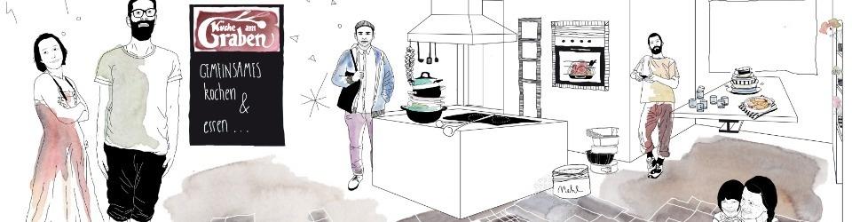 Küche am Graben
