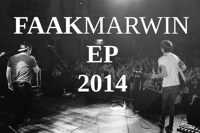 FAAKMARWIN EP & Merchandise Produktion