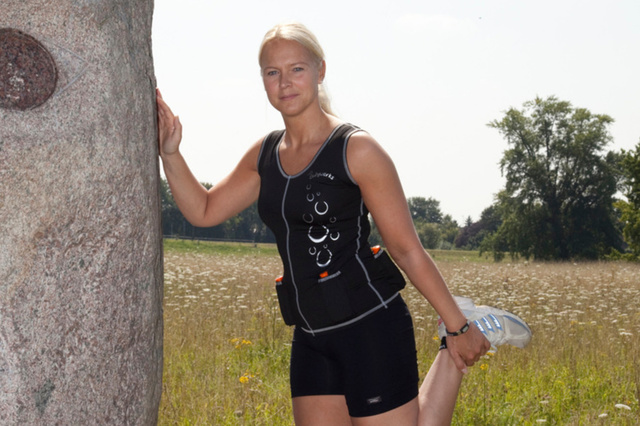 Patentierte Sportbekleidung made in Germany