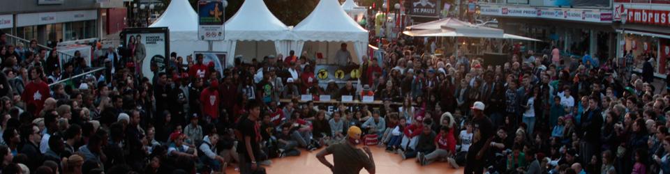 """""""ELBCOAST UNDERGROUND WEEKENDER 14"""" Urbanes Tanzfestival Hamburg"""