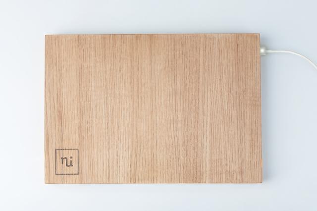 NUI-Case - Das leichteste Vollholz-Case für das MacBook Retina