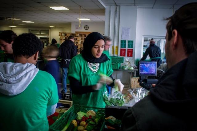 Volunteergration - Hilfsempfänger werden Helfer