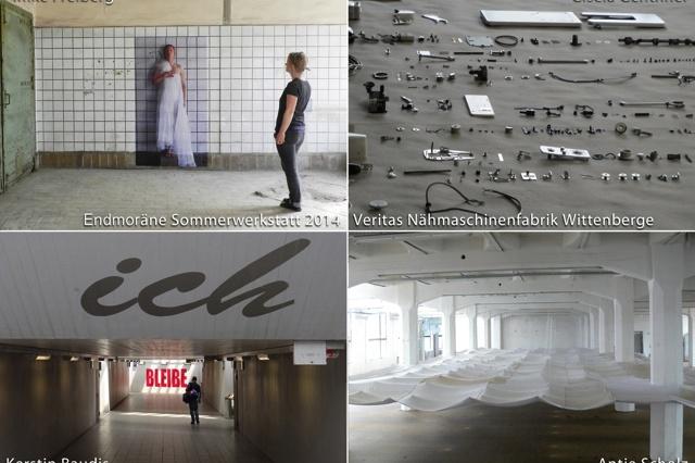 Endmoräne Sommerwerkstatt 2015 in Frankfurt/Oder