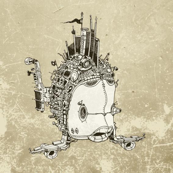 Exklusives Artwork von Timo Zett
