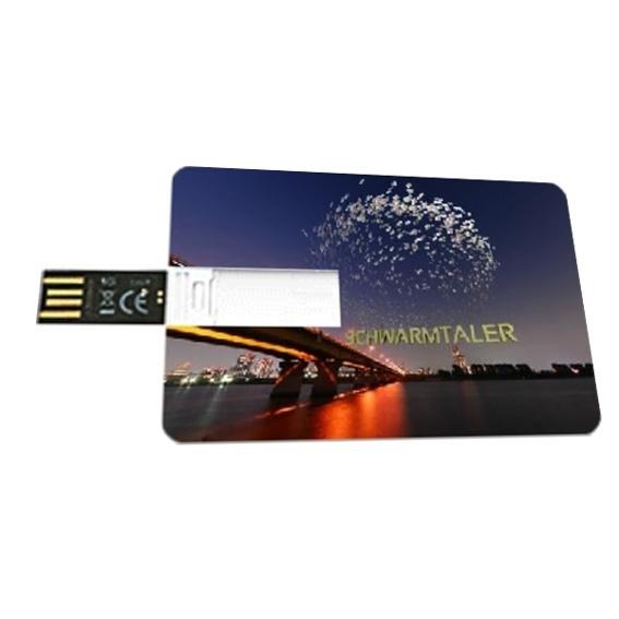 USB Schwarmtaler Card